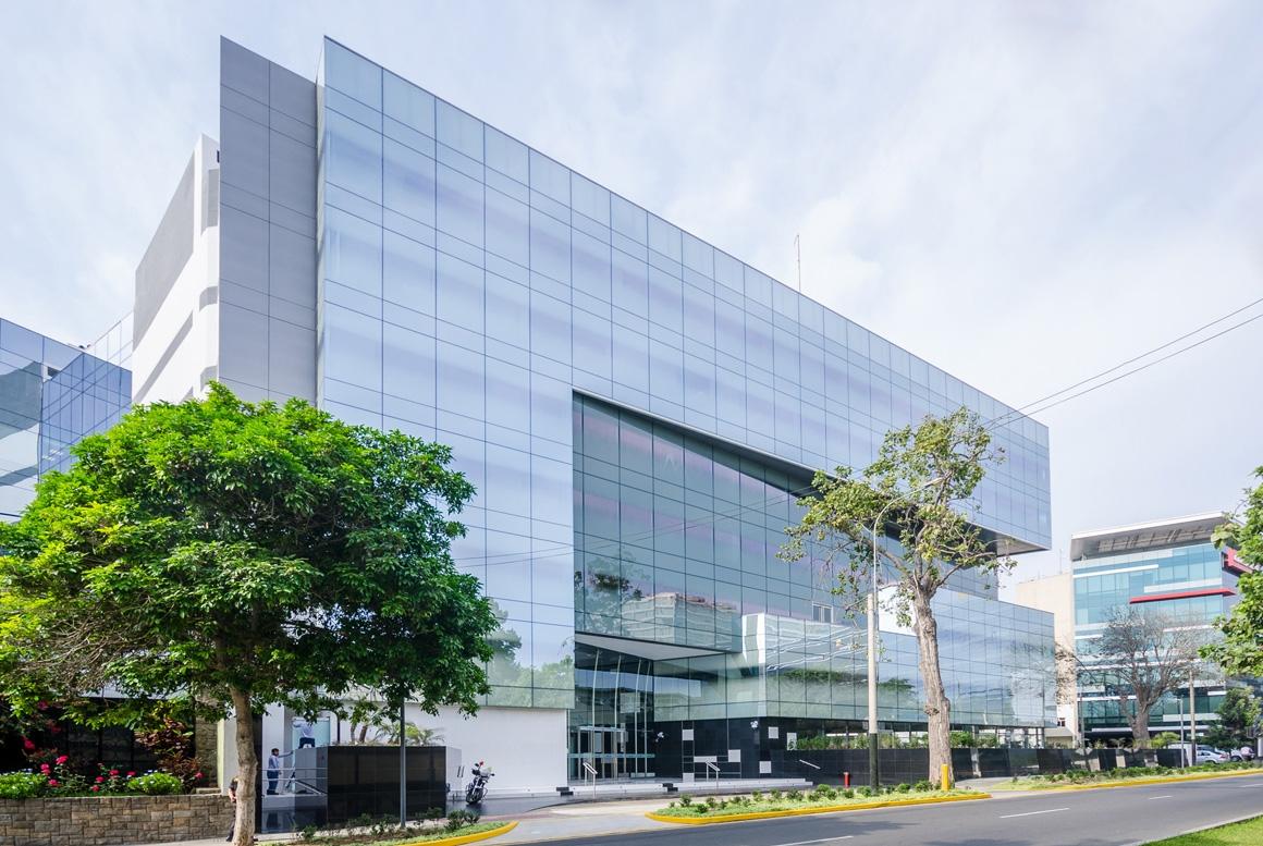 Grupo Sanjose  Victor Andrs Belaunde Building, Lima-5897
