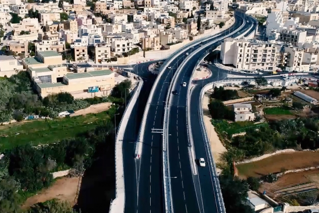 FLYOVER AT JUNCTION AT EA15, KAPPARA