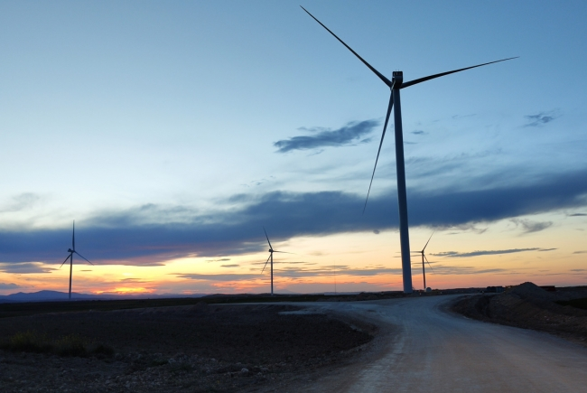 WIND FARMS FOR ENEL GREEN POWER, TERUEL