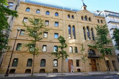 HOTEL ZENIT CONVENTO SAN MARTÍN 4 ESTRELLAS, DONOSTIA