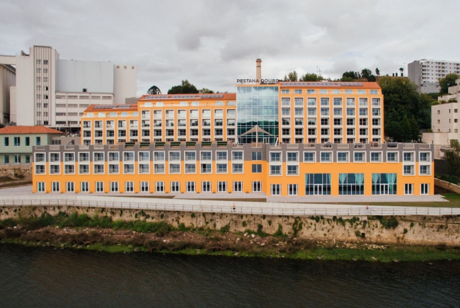 4* PESTANA DOURO - RIVERSIDE HOTEL & CONFERENCE CENTRE IN GONDOMAR, PORTO